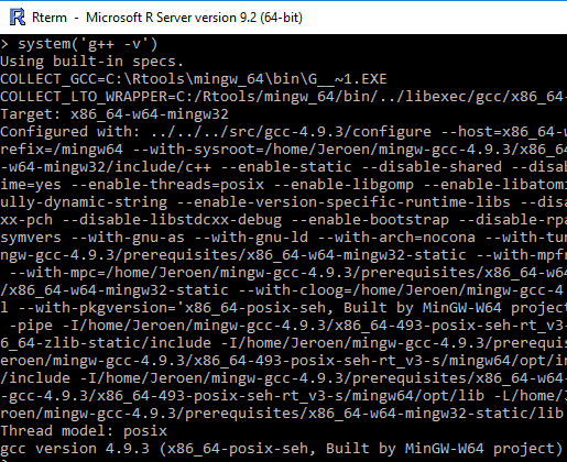 Installing R Packages in SQL Server Machine Learning Services - I